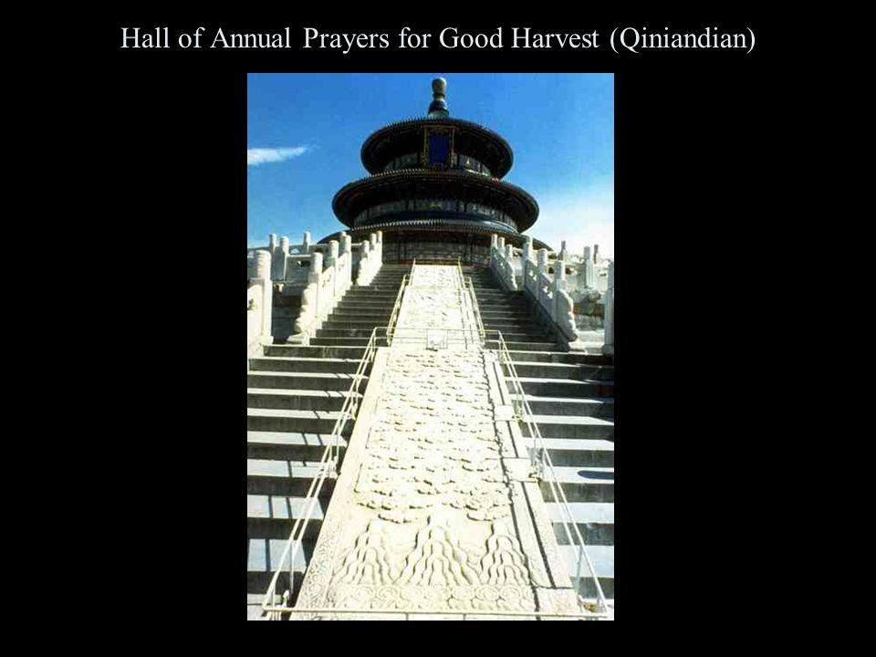 Hall of Annual Prayers for Good Harvest (Qiniandian)