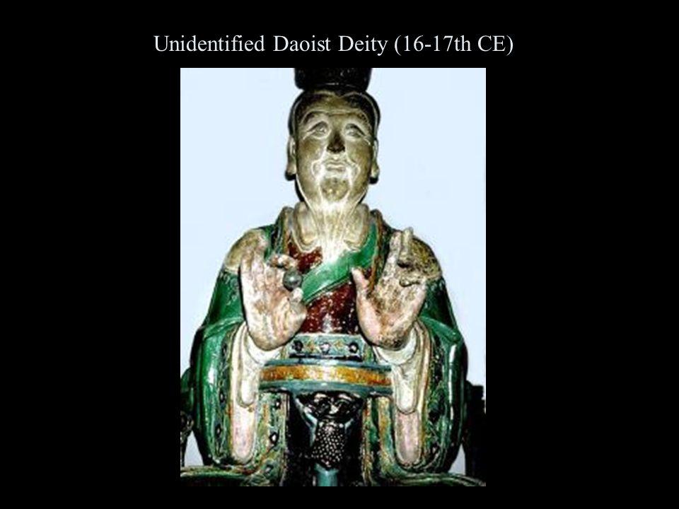 Unidentified Daoist Deity (16-17th CE)
