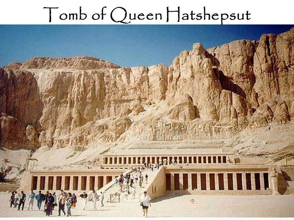 Tomb of Queen Hatshepsut