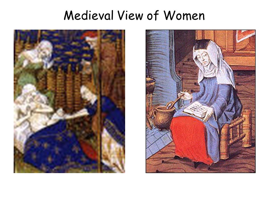 Medieval View of Women