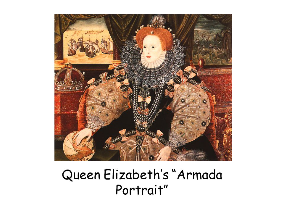 Queen Elizabeth's Armada Portrait