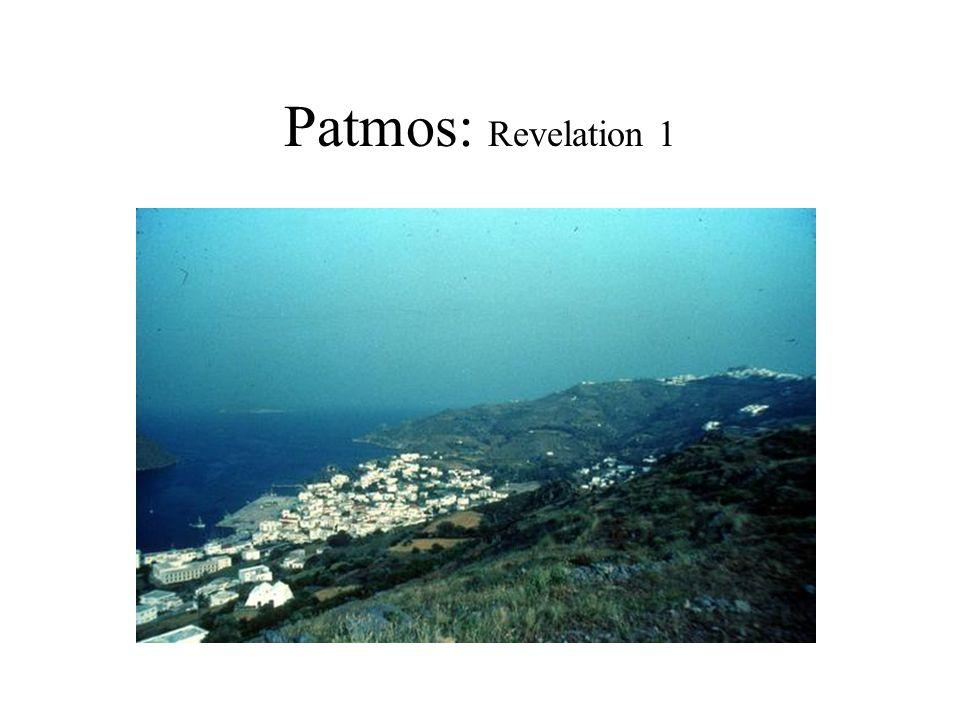 Patmos: Revelation 1