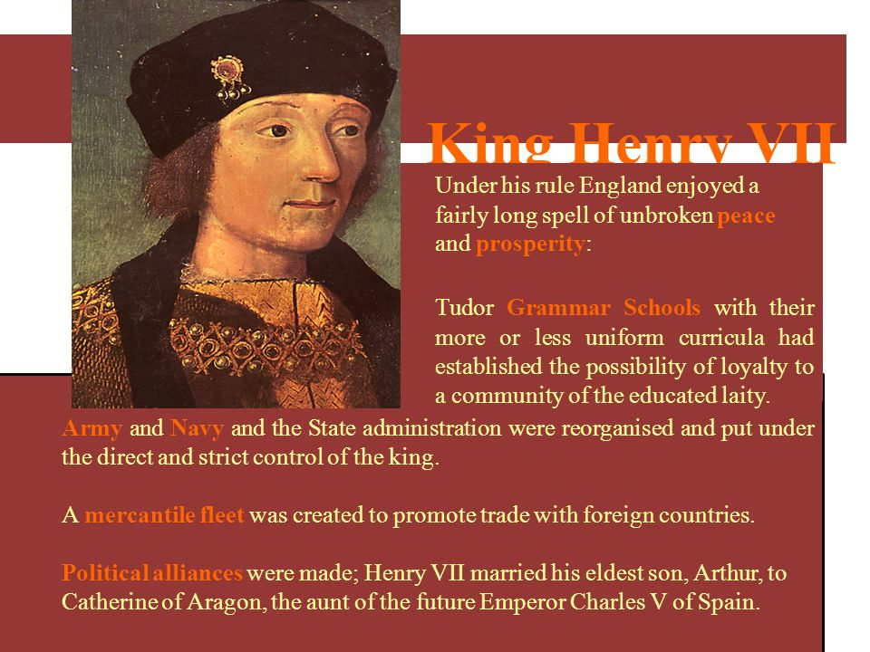 Army and Navy and the State administration were reorganised and put under the direct and strict control of the king.