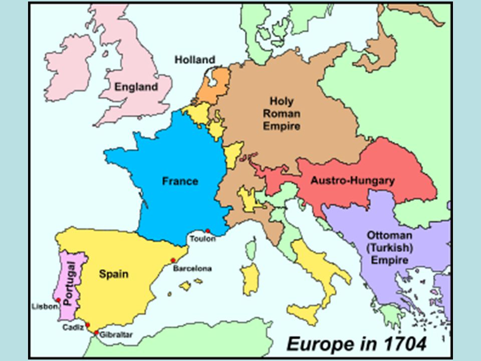  As Charles weakened William III and Louis agree that the Hapsburg domains should be split between France and Austria.