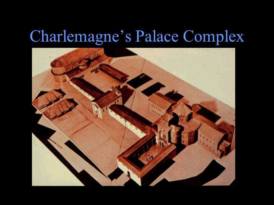 The Carolingian Renaissance The Palatine Chapel Charlemagne's Throne