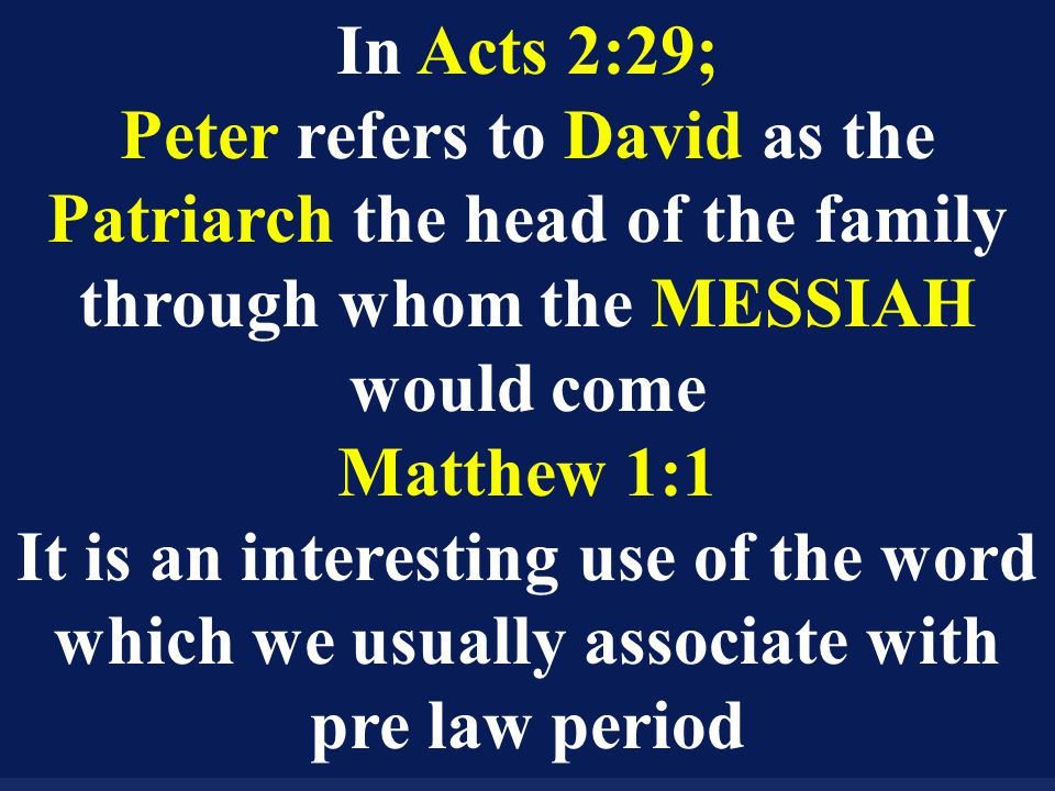 Acts 2:29; Peter implies Psa 16 could NOT have applied to David BECAUSE David is DEAD and BURIED and his TOMB is still with them