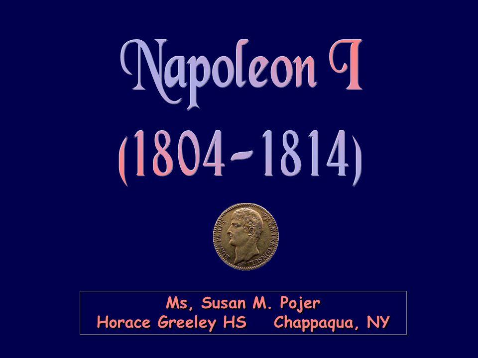 Ms, Susan M. Pojer Horace Greeley HS Chappaqua, NY