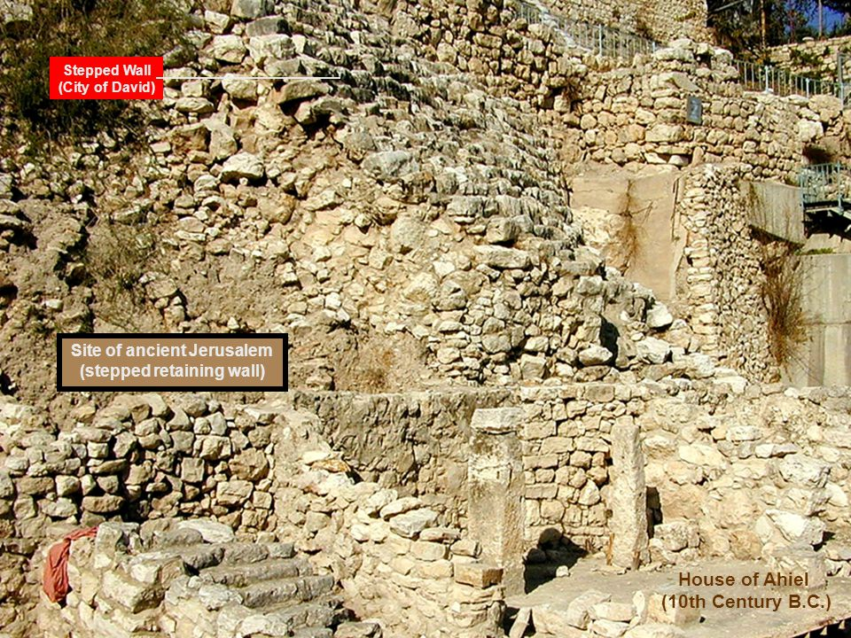 City of David…Today