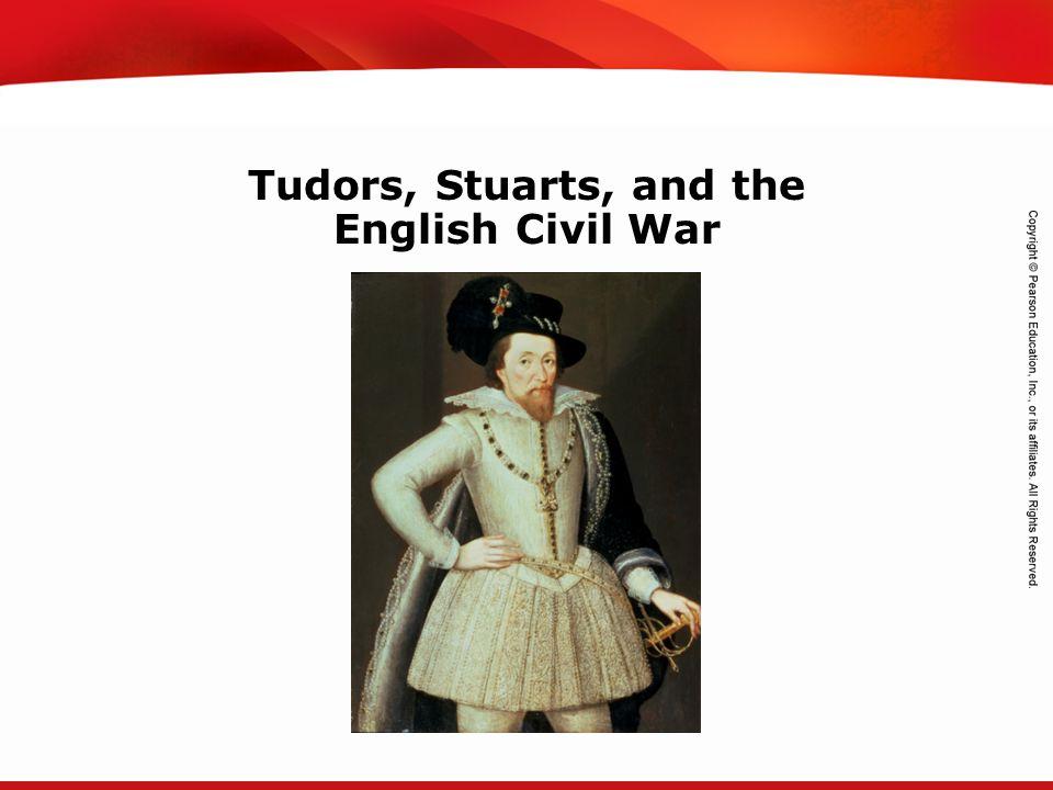 TEKS 8C: Calculate percent composition and empirical and molecular formulas. Tudors, Stuarts, and the English Civil War