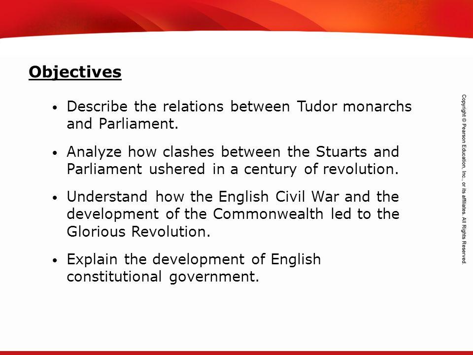 TEKS 8C: Calculate percent composition and empirical and molecular formulas. Describe the relations between Tudor monarchs and Parliament. Analyze how