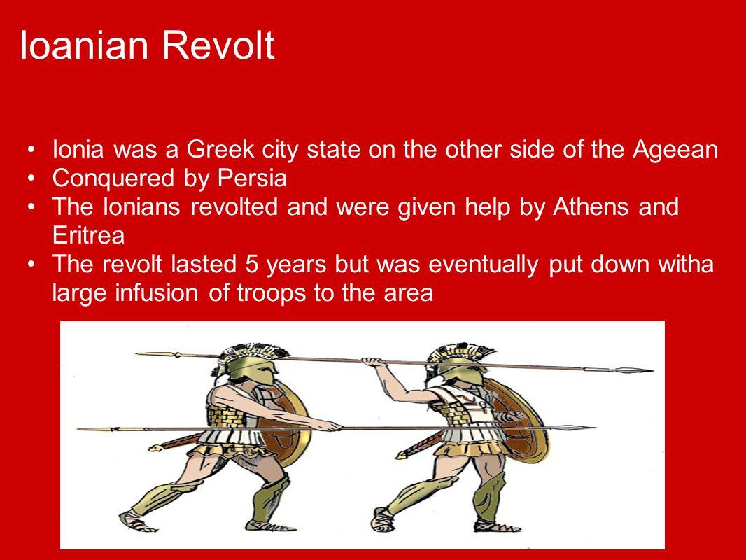 Macedonia Rises In 431 B.C.E.