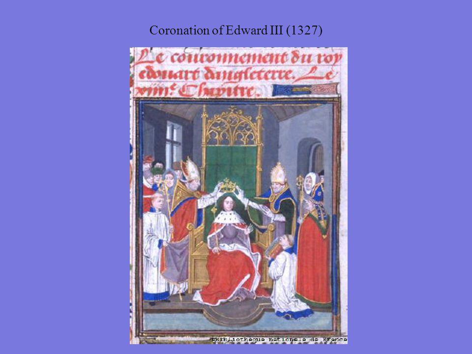 Coronation of Edward III (1327)