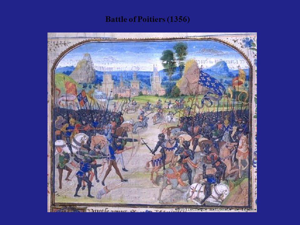 Battle of Poitiers (1356)