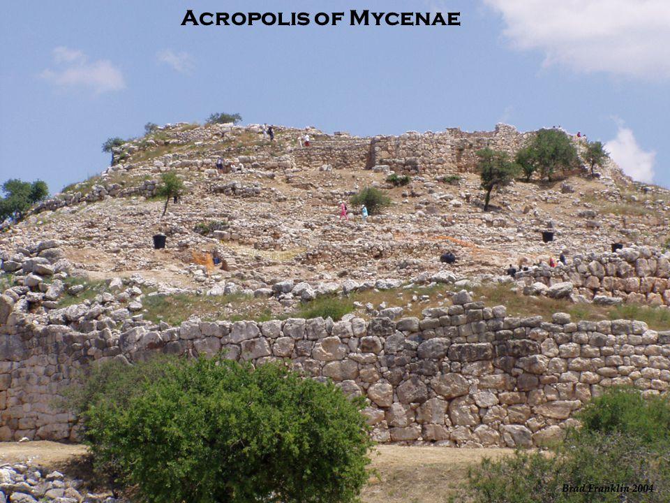 Acropolis of Mycenae