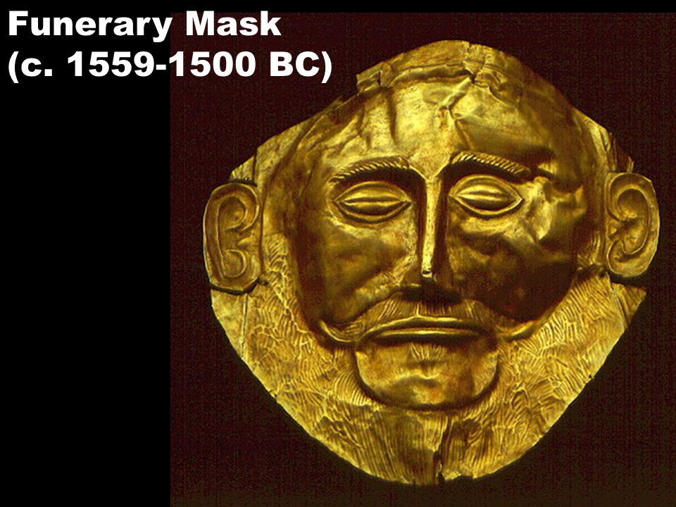 Funerary Mask (c. 1559-1500 BC)