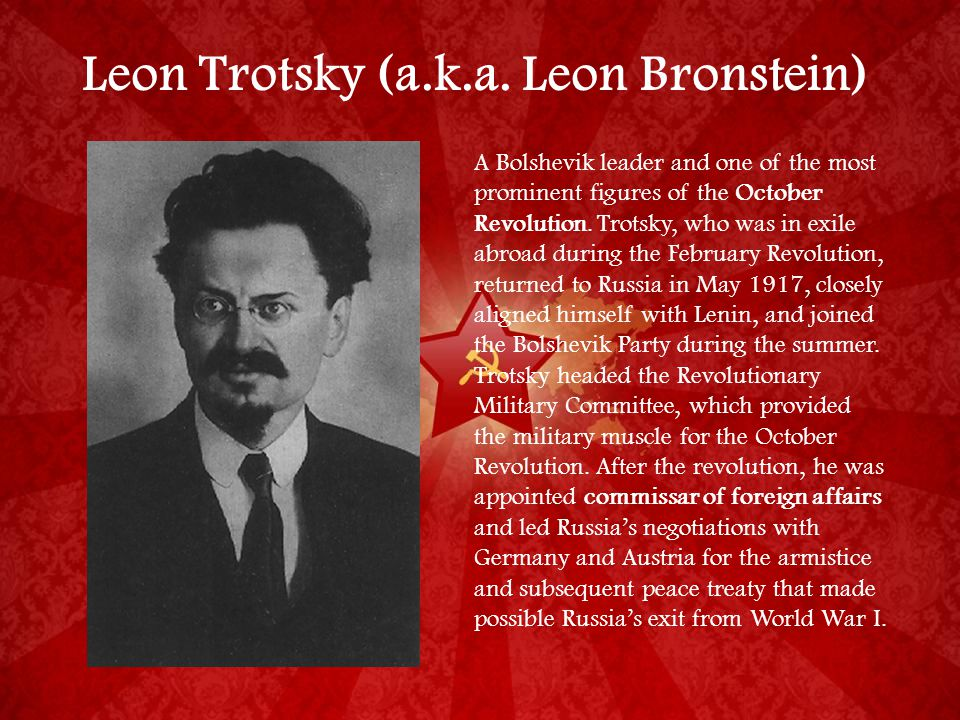 Lenin's Death Died in January 1924. Died in January 1924. Believed Leon Trotsky should replace him as leader. Trotsky had successfully lead Red Army a