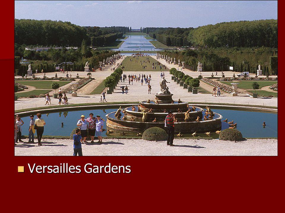 Versailles Gardens Versailles Gardens
