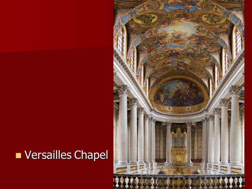 Versailles Chapel Versailles Chapel