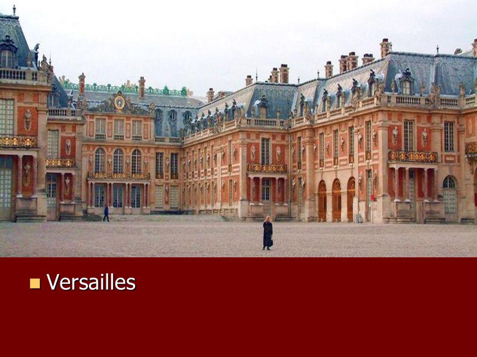 Versailles Versailles