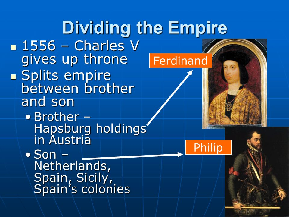 Thinking Questions In what ways was Charles the V a successful emperor.