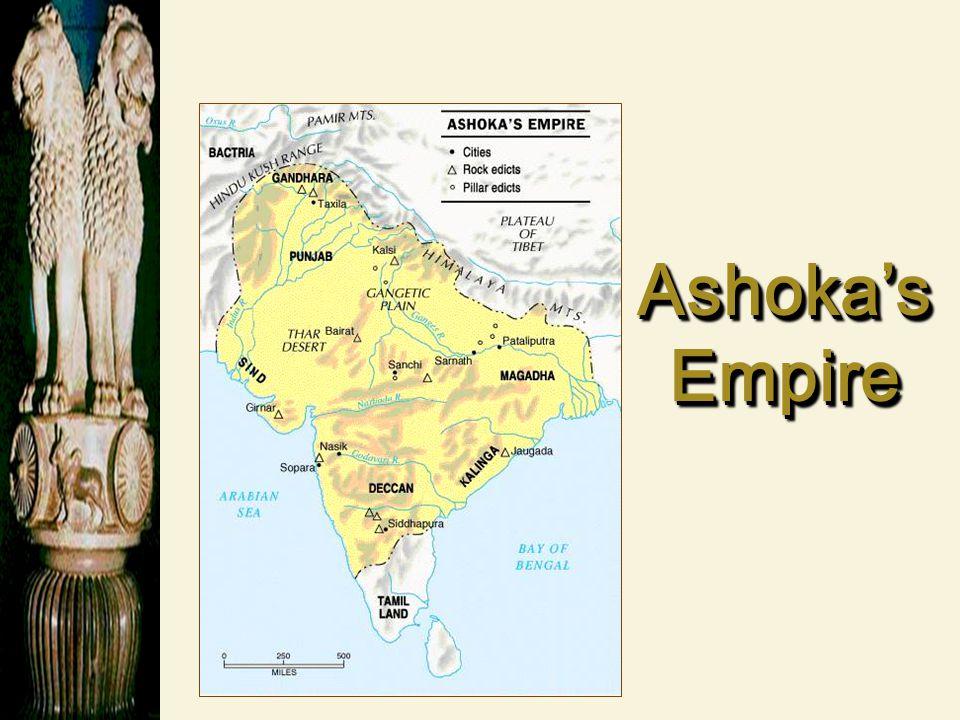 Ashoka's Empire