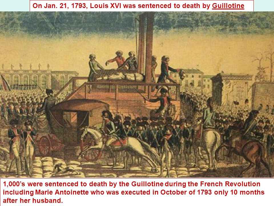 Maximilien Robespierre THE JACOBINS AND THE REIGN OF TERROR The new group that came into power was called the Jacobins.