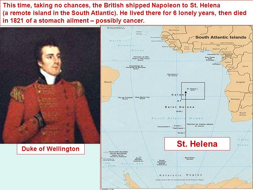 The Congress of Vienna Convenes Main Idea: After exiling Napoleon.
