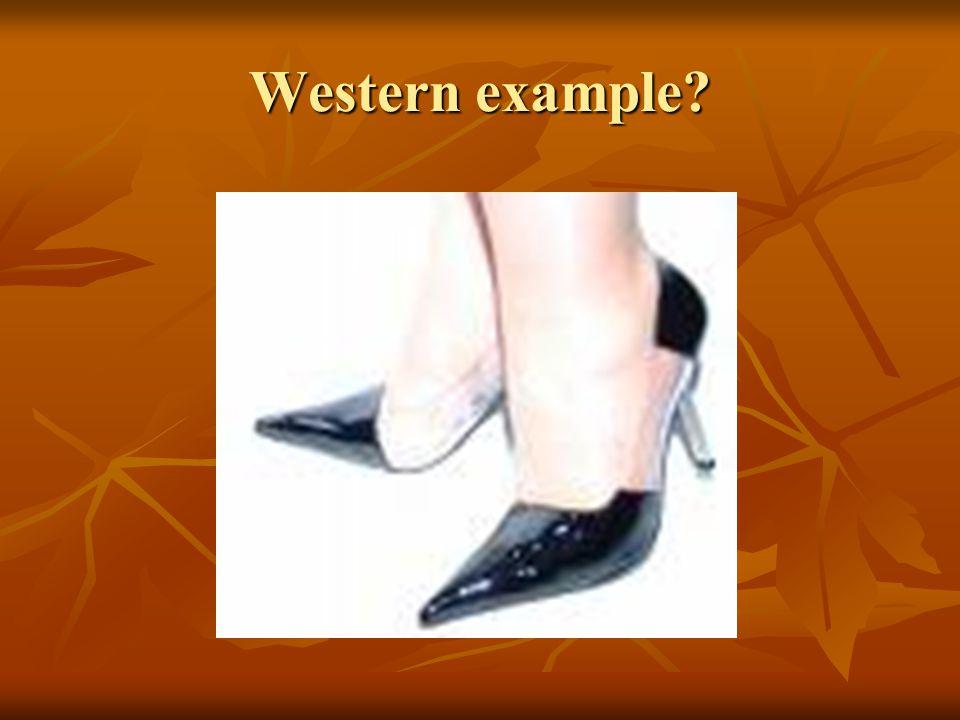 Western example