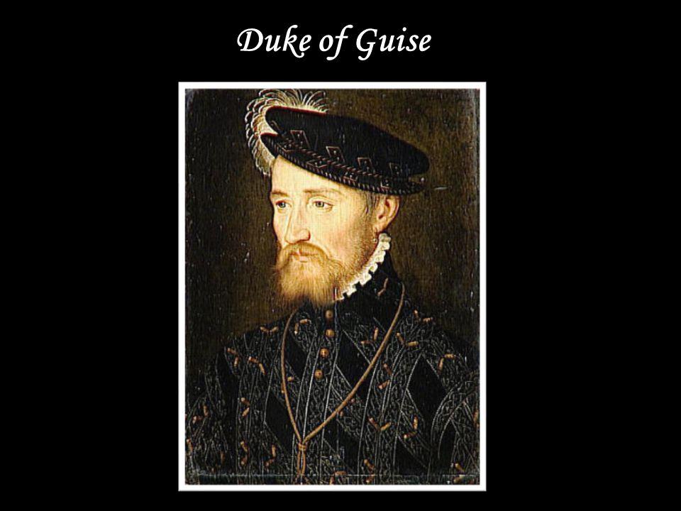Duke of Guise