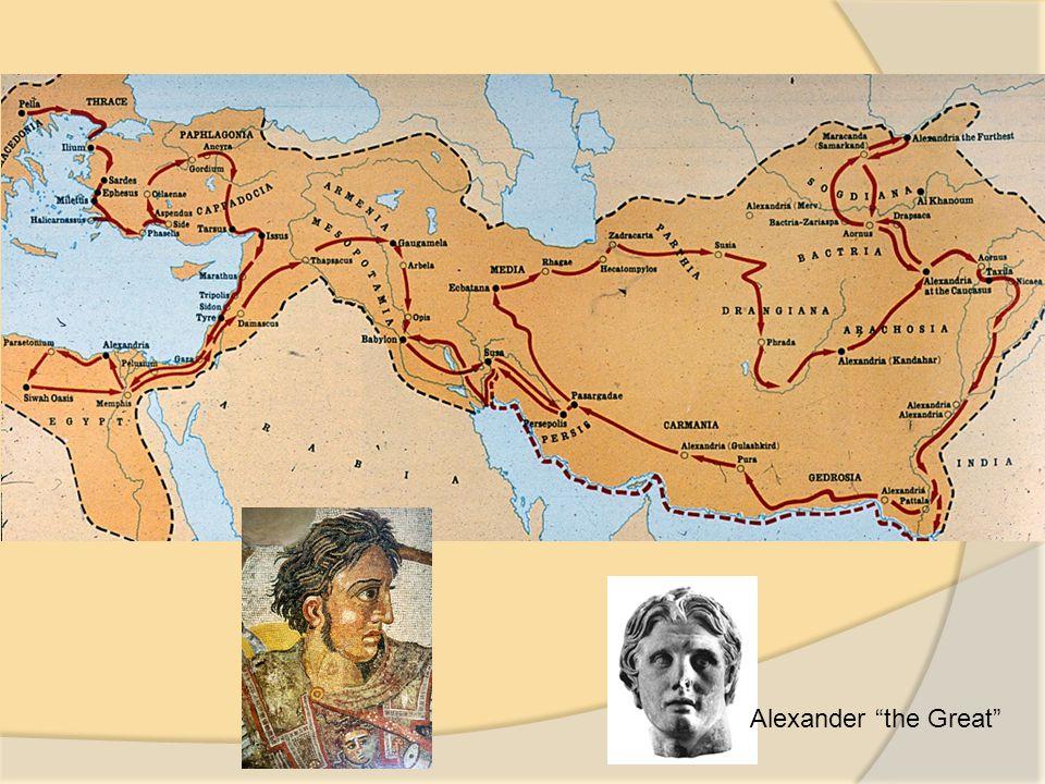 Alexander – Successor States