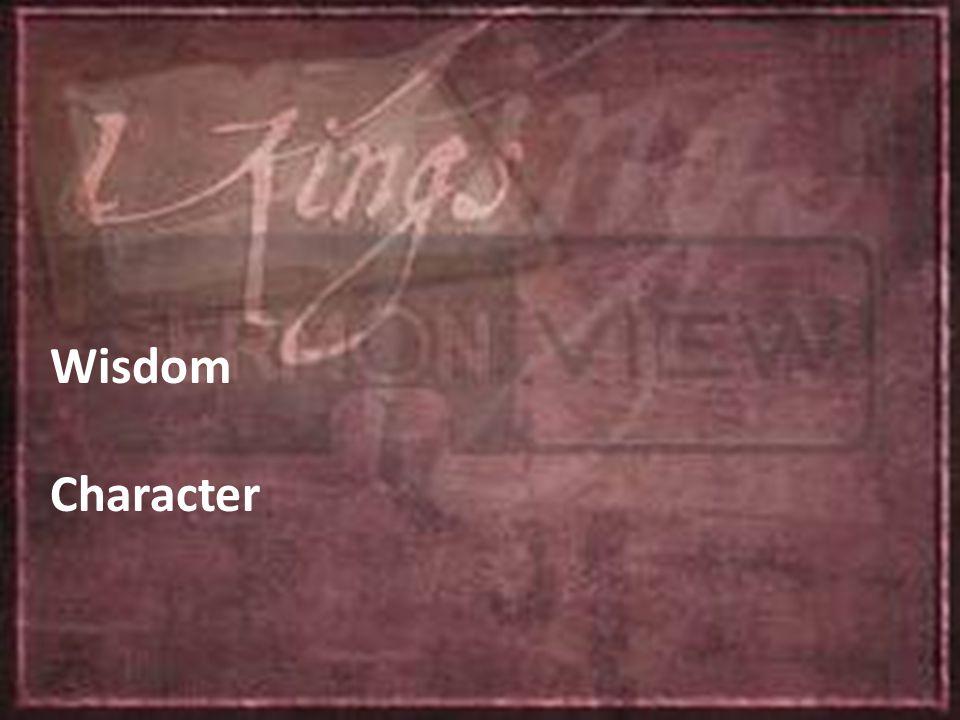Wisdom Character