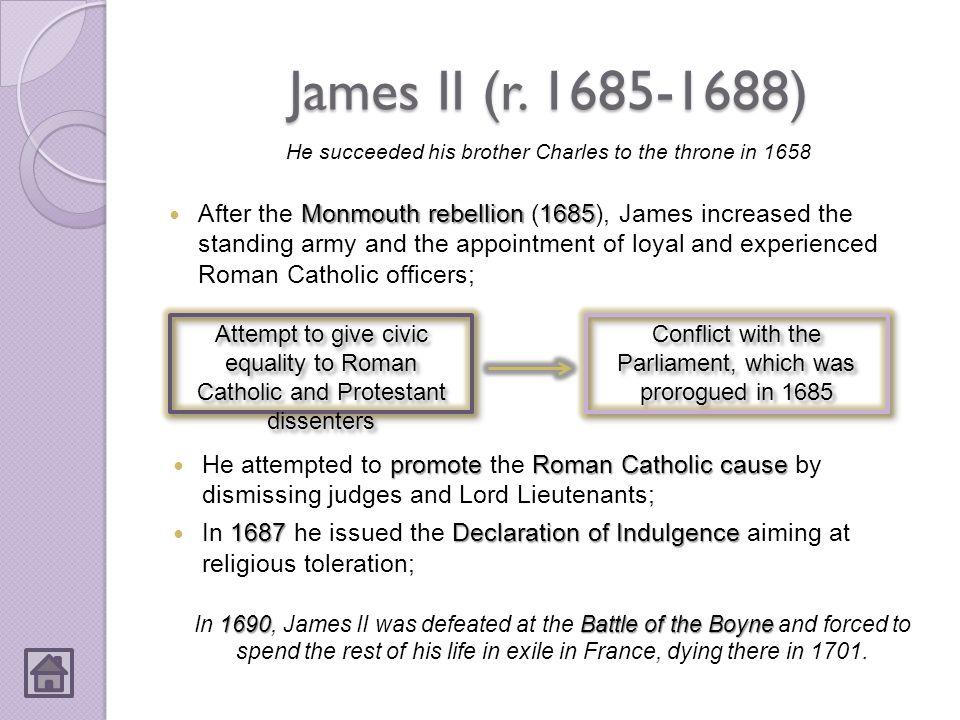 James II (r.