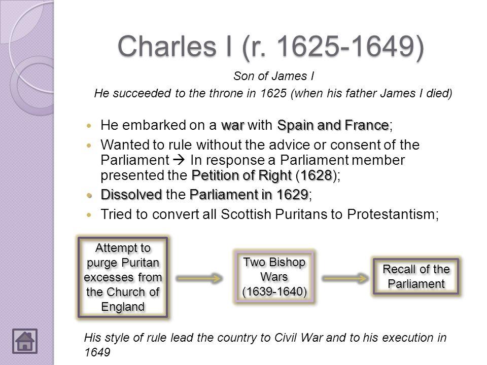Charles I (r.