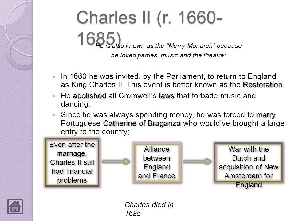 Charles II (r.