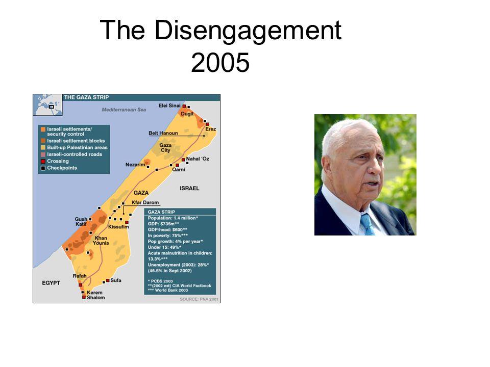 The Disengagement 2005