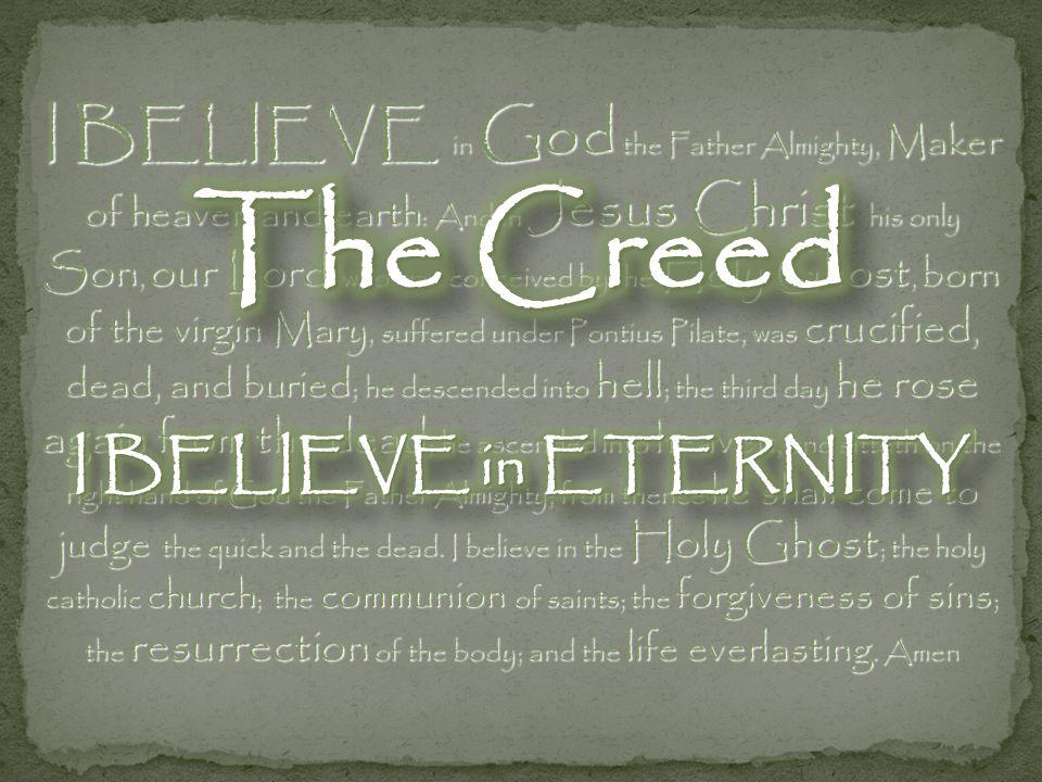 Two Eternities in Two Verses Judgment Salvation