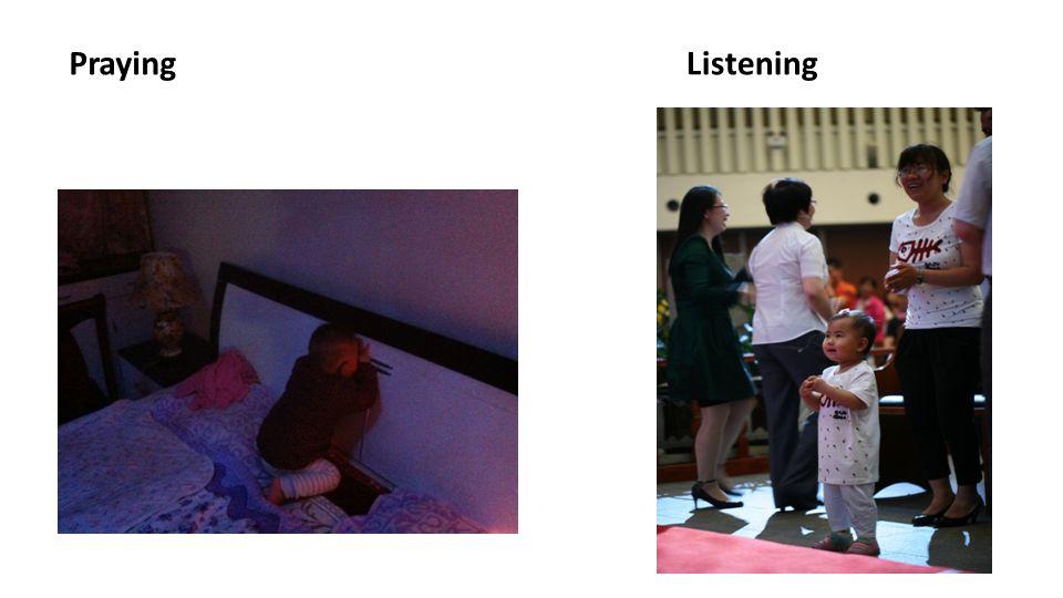 Praying Listening