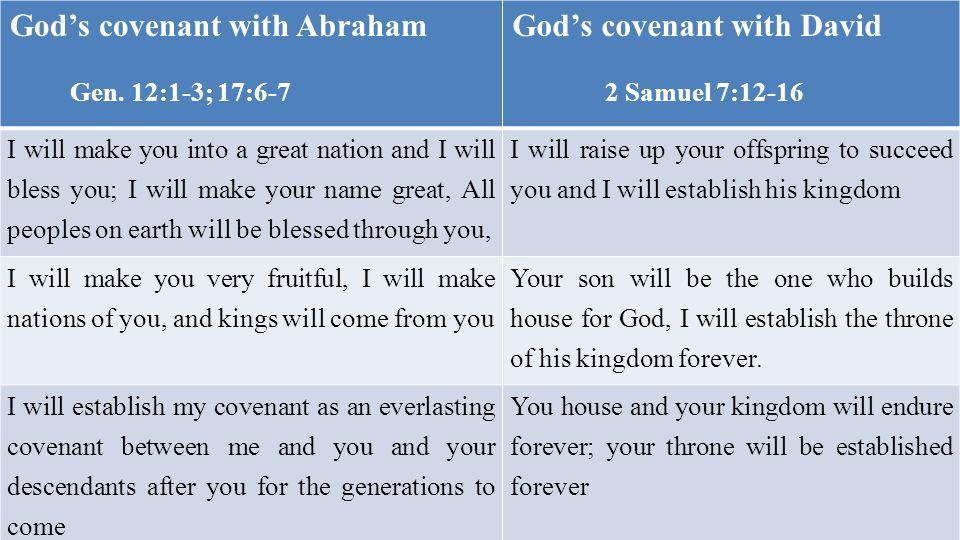 Beijing Haidian Christian Church 北京市基督教海淀教堂 God's covenant with Abraham Gen.