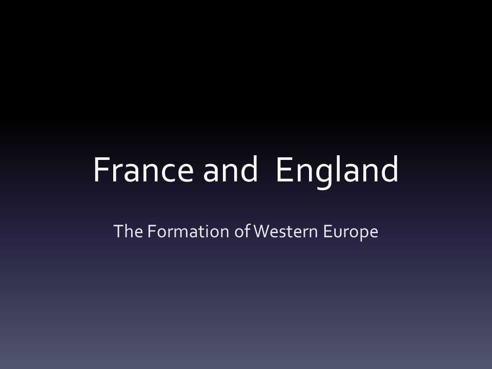 Impact of the War A feeling of nationalism emerged in England and France.