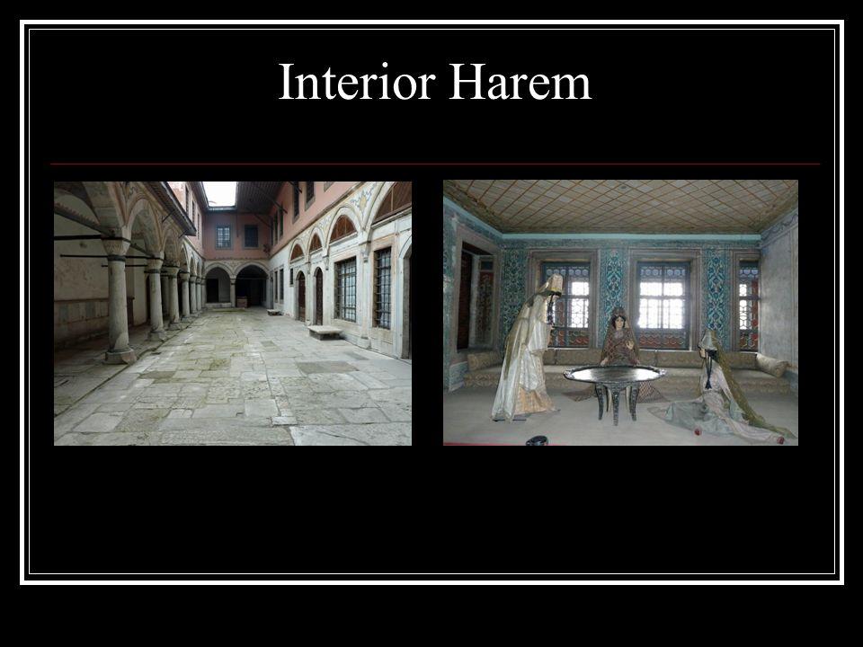 Interior Harem