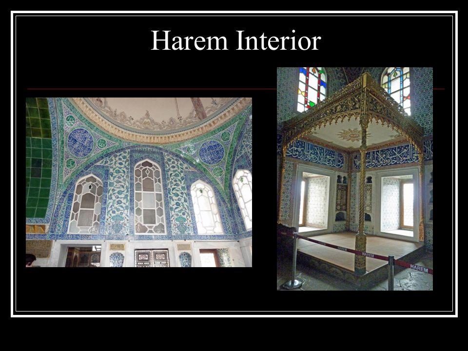Harem Interior
