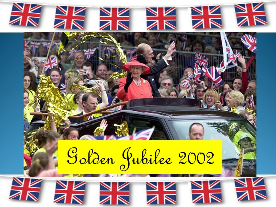 Golden Jubilee 2002
