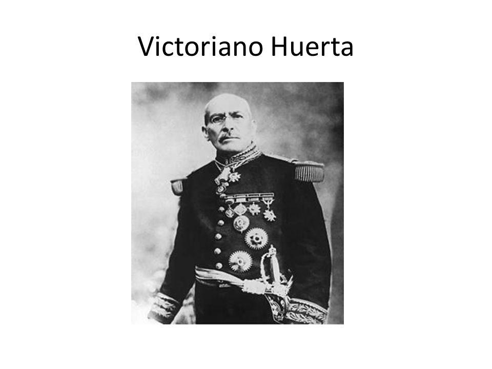 Victoriano Huerta