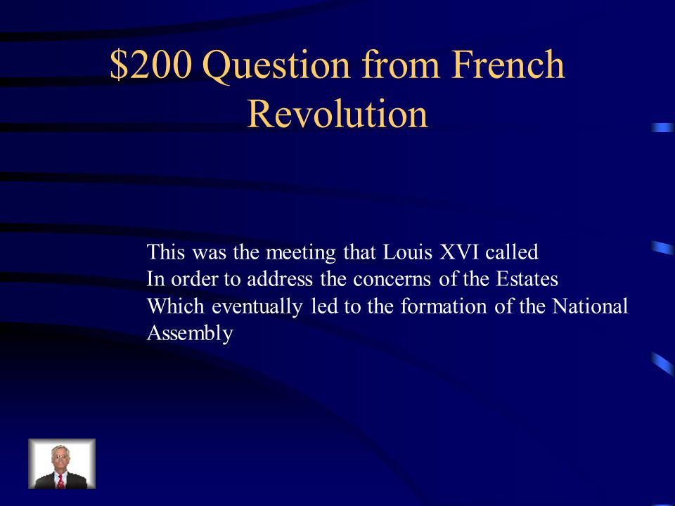 $200 Question from Terms This was the governing board That Napoleon used to take control Of France