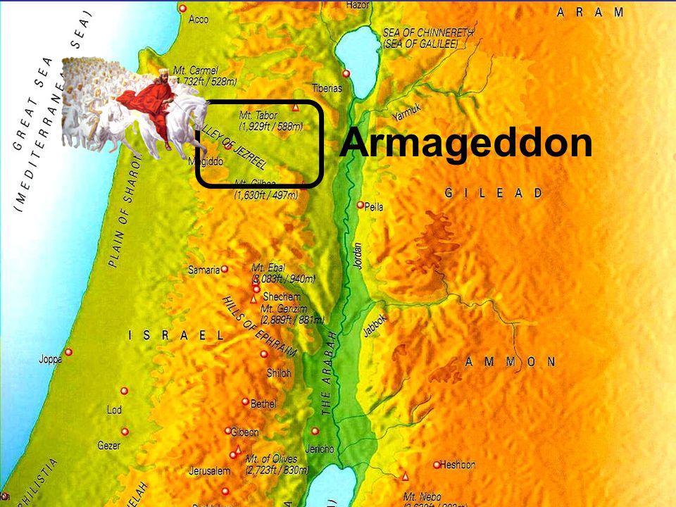 Armageddon Revelation 16:16