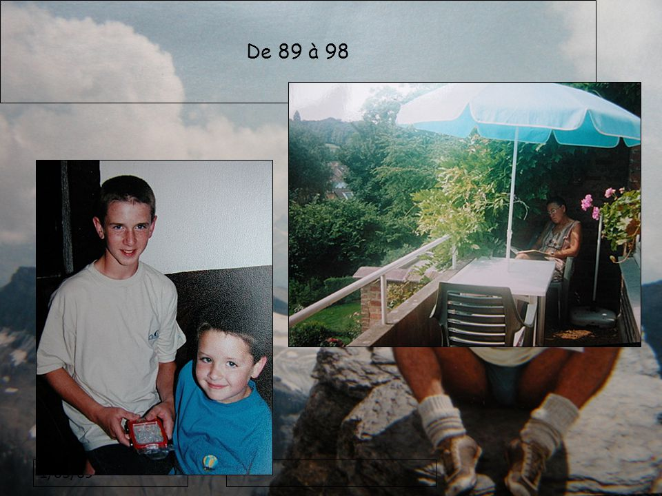 1/03/09 De 89 à 98