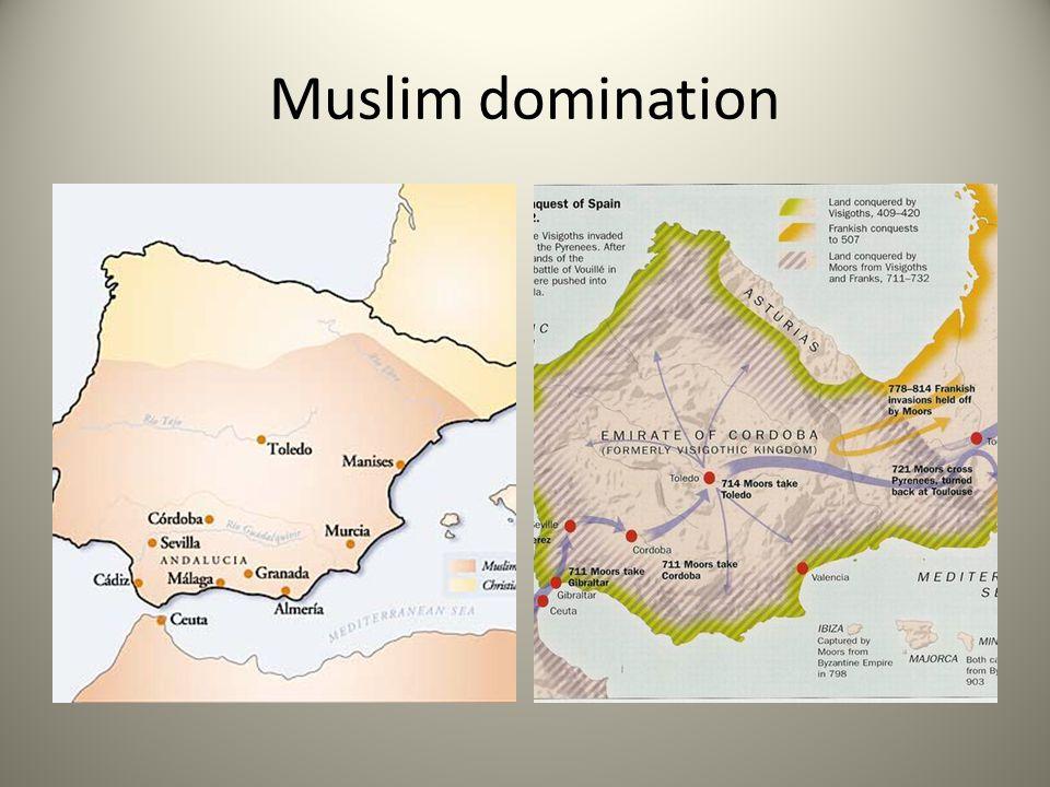 Muslim domination