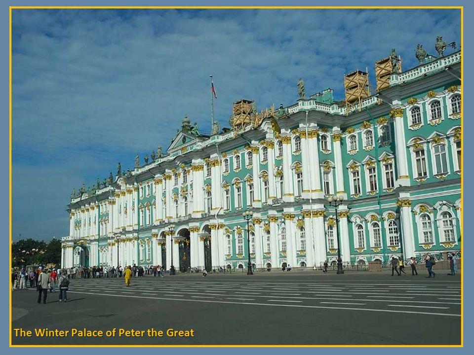 Hermitage (Эрмитаж) Palace & Museum First Part