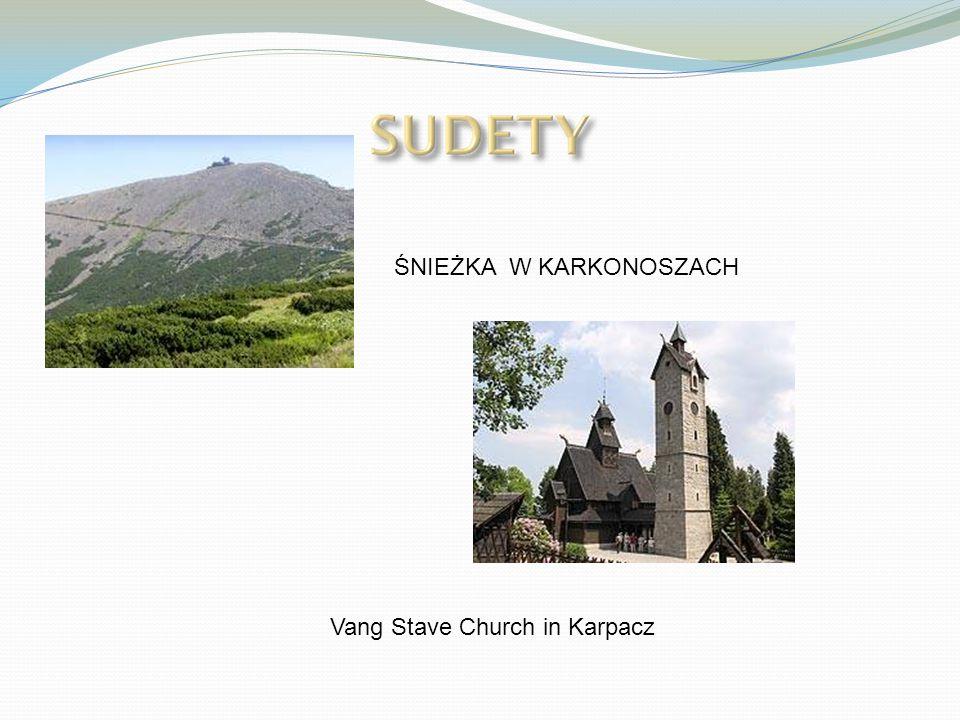 ŚNIEŻKA W KARKONOSZACH Vang Stave Church in Karpacz