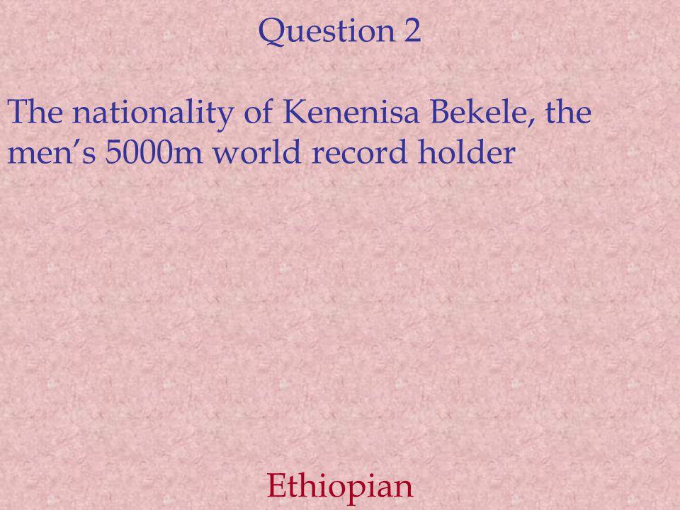 Question 13 Where was sister Nivedita born? In Ireland